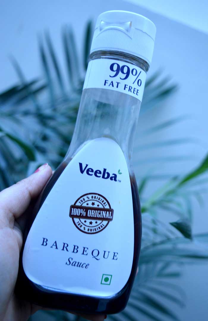 Veeba Barbeque Sauce