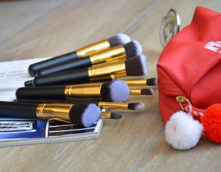BS-Mall Premium Kabuki Makeup Brush Set