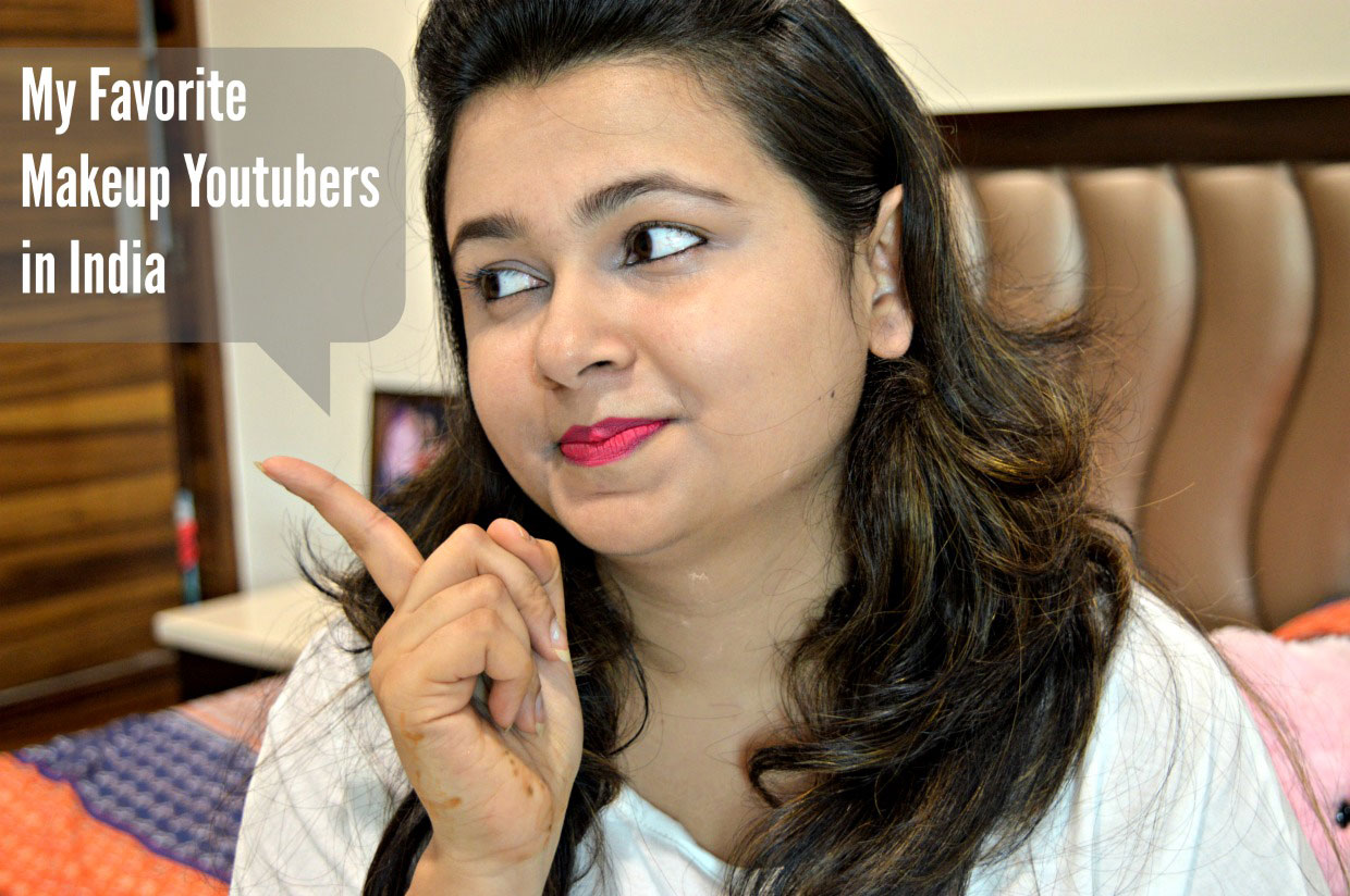 Indian Beauty youtubers