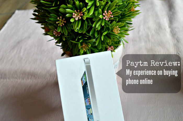 Website Review: Paytm