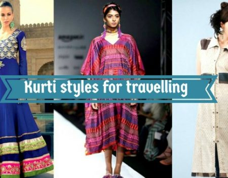 Find out Kurti Styles to have for your Travel Goals
