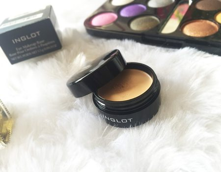 Inglot Eye Makeup Base Review