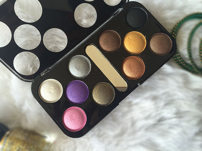 Xibei Eyeshadow Palette review | Super cheap Palette