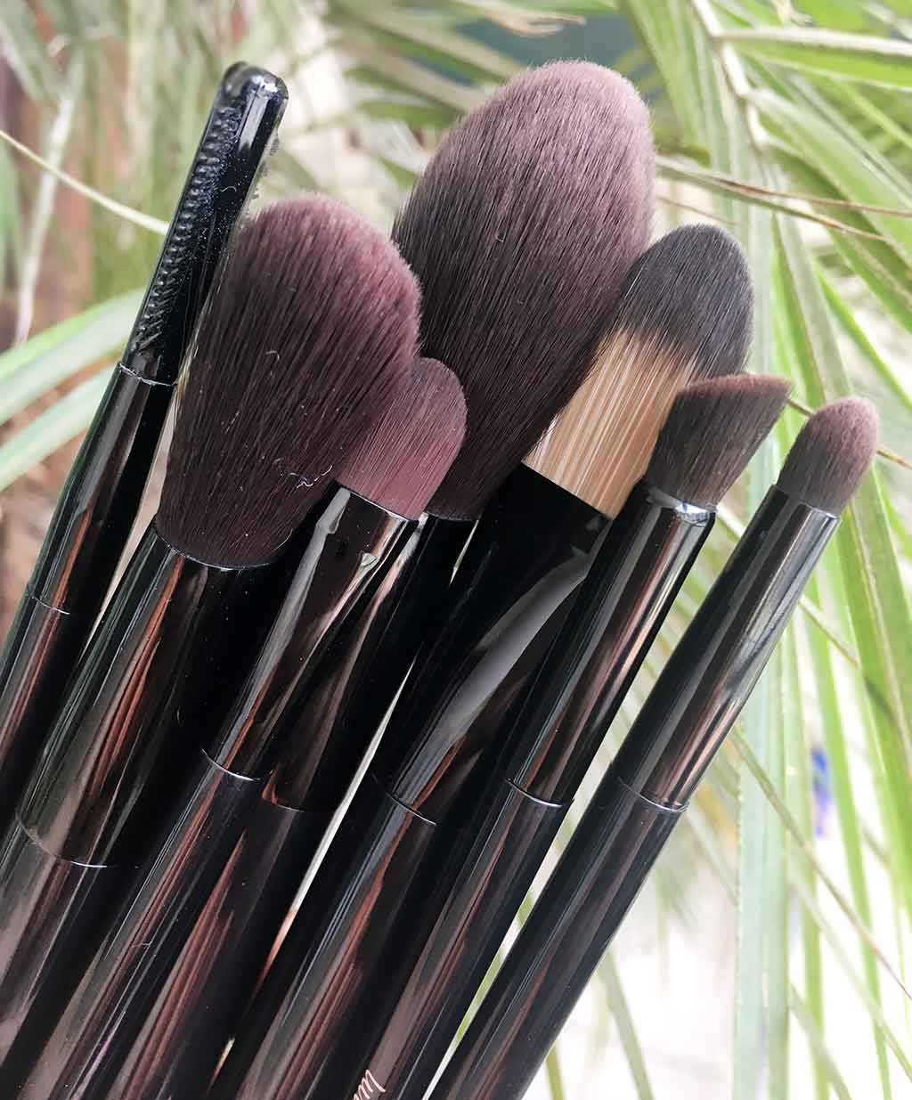 LureSenses Makeup Brushes