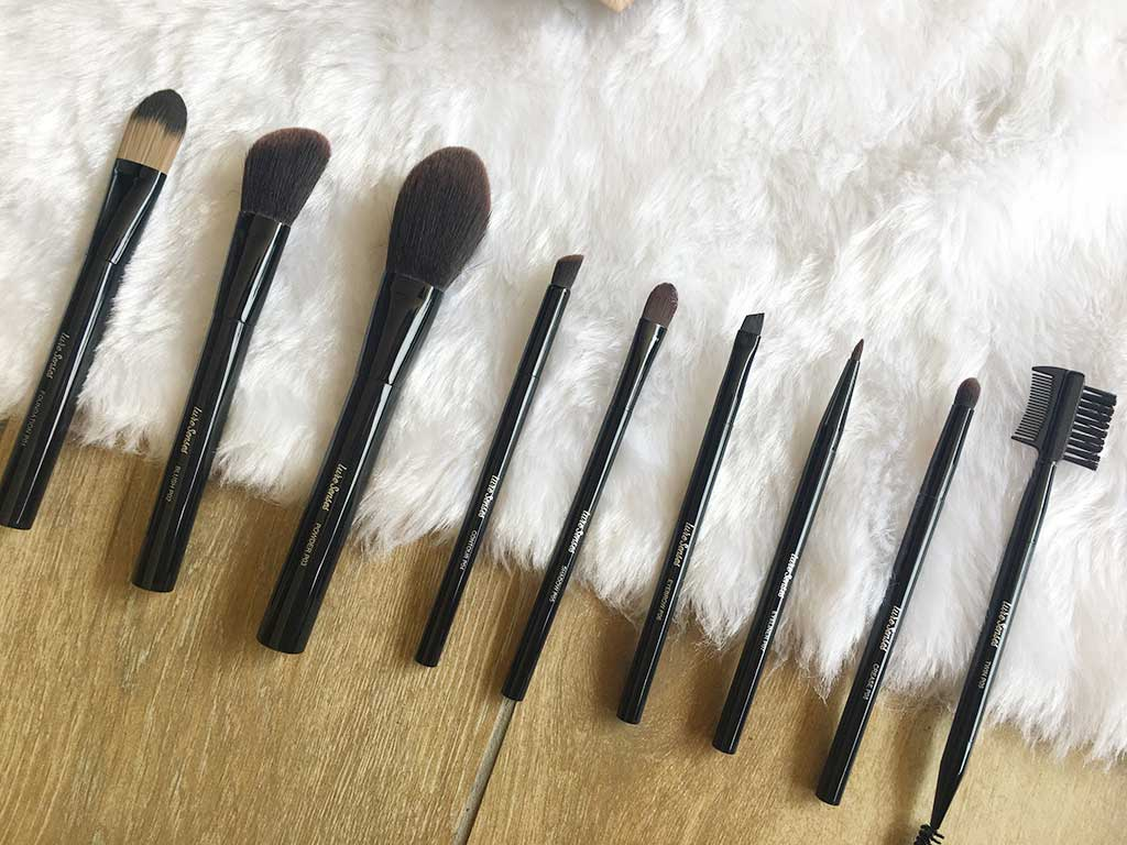 Online Makeup Brush Set