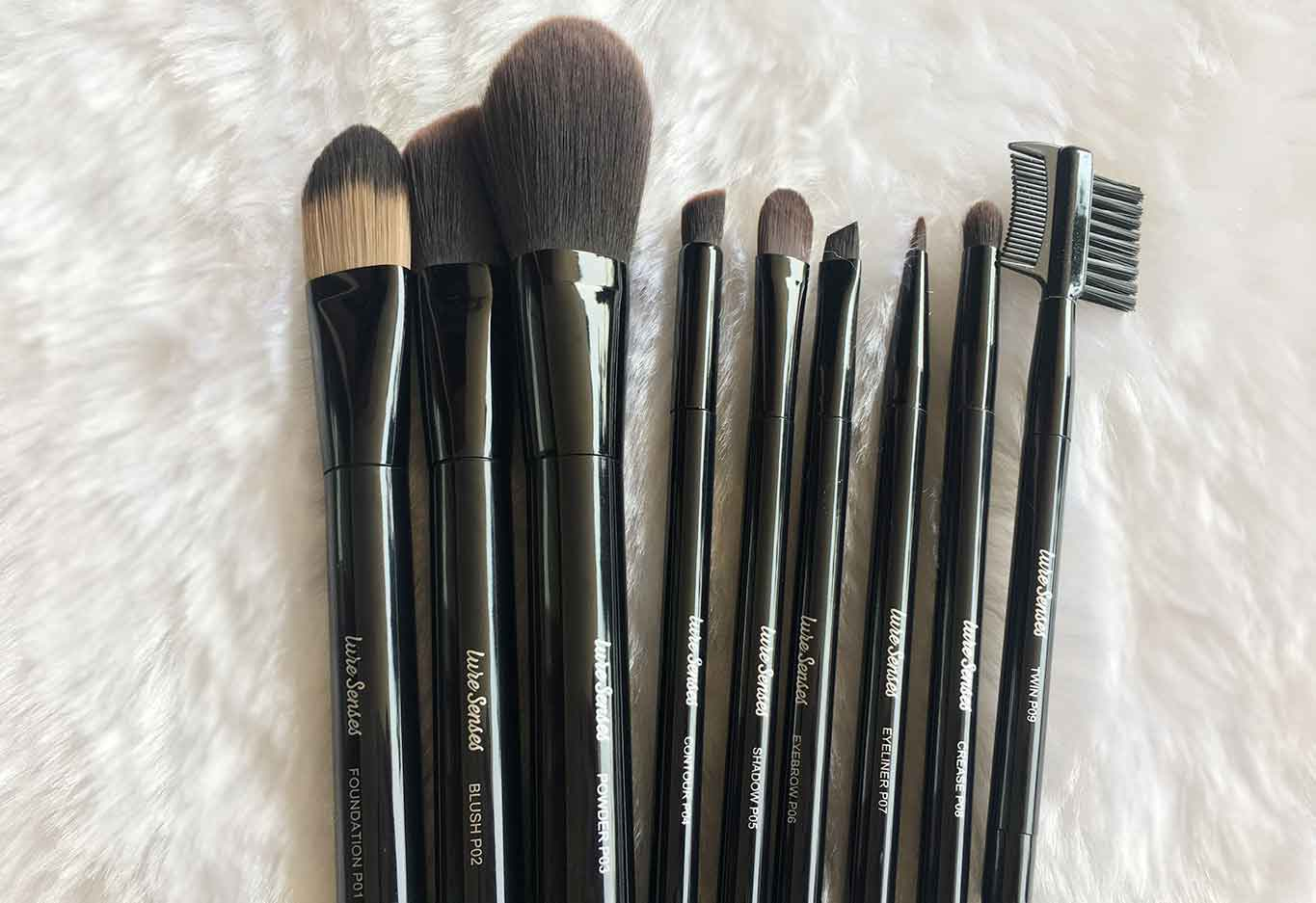 Makeup Brush Set in India
