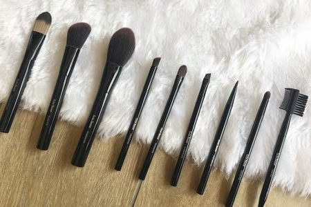 LureSenses Makeup Brush Set